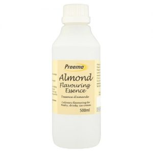 Almond Flavouring Essence 6 x 500ml