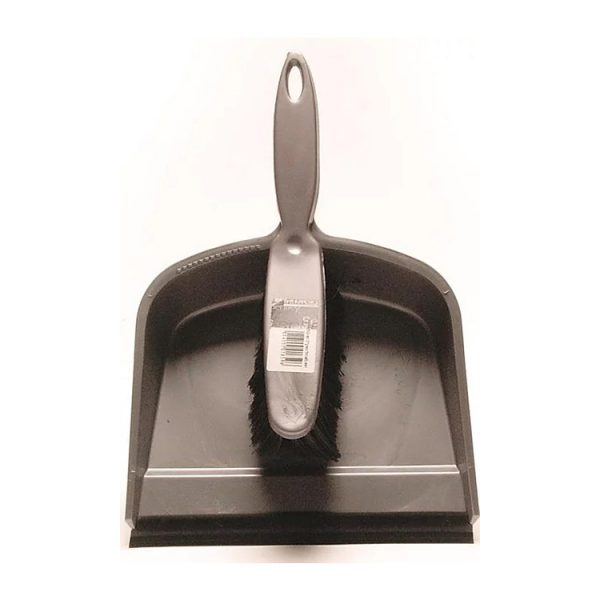 This product comes in 24 units Dustpan & Brush Set With Lip