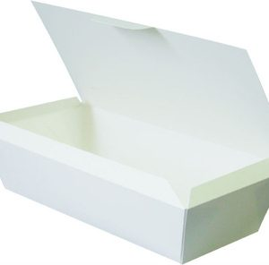 Fish and Chip Boxes (Various sizes):