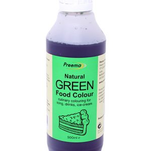 Green Food Colouring Liquid 6 x 500ml