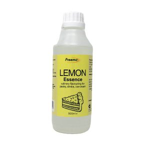Lemon Flavouring Essence 6 x 500ml
