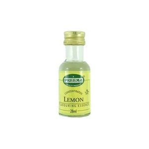 Lemon Flavouring Essences 12 x 12 - 28ml