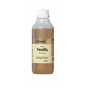Natural Vanilla Extract 6 x 500ml