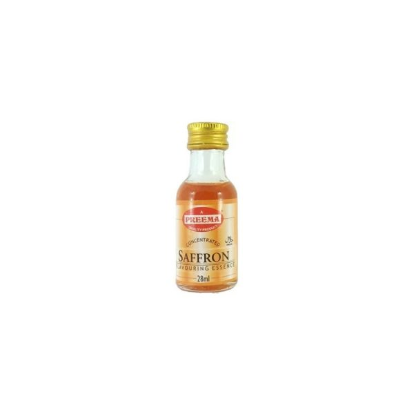 Saffron Flavouring Essence 12 x 12 - 28ml