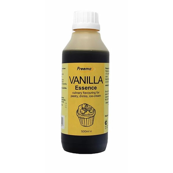 Vanilla Flavouring Essence 6 x 500ml